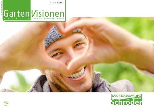Magazin GartenVisionen | Ausgabe 2/2018