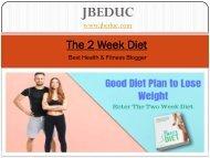 The 2 week diet free