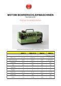 Motom BSM Bohrerschleifmaschinen Übersicht 2018-skantek - Seite 2