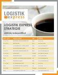 LOGISTIK express Fachzeitschrift | 2018 Journal 4 - Page 2