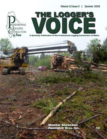 PLC Loggers Voice Summer 2018