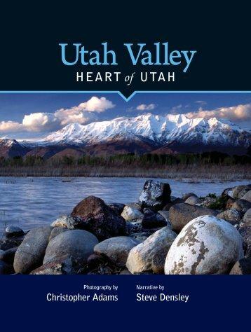 Utah Valley: Heart of Utah