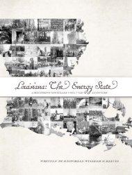 Louisiana: The Energy State