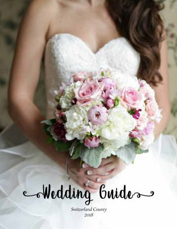 Switzerland County Wedding Guide 2018