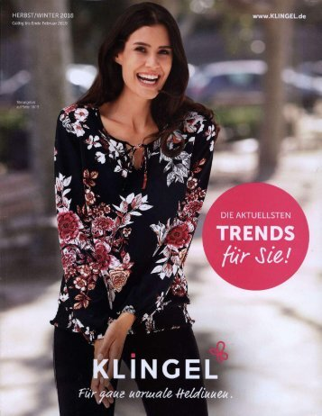 KLINGEL Herbst/Winter 2018
