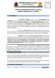 PP24_2018 Contratação de Seriços Médicos RE_REATIFICAÇAO 2ª Alteração