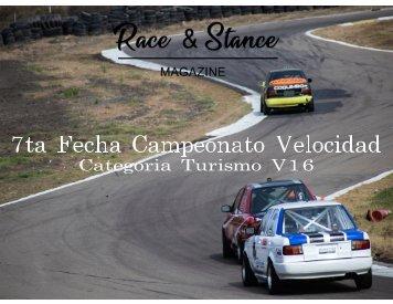 RACE AND STANCE 1 EDICION REVISTA  ::OFICIAL