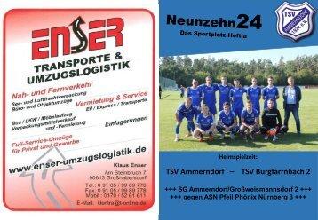 Heft- TSV Burgfarrnbach 2