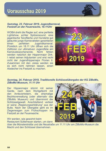 Sessionsheft 2019 KG ZiBoMo