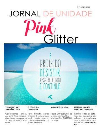 jornal pink glitter _outubro
