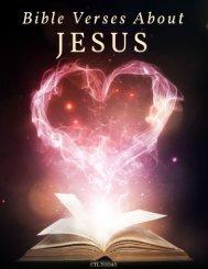 Bible Verses About Jesus