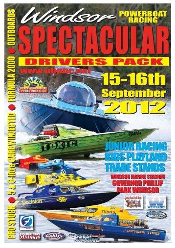 TheWindsor - Upper Hawkesbury Power Boat Club