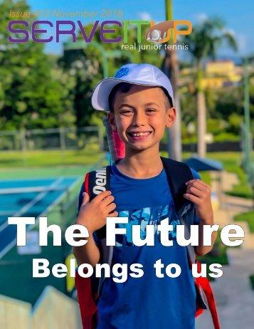 Serveitup Tennis Magazine #33