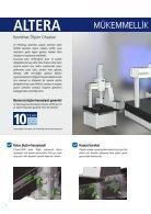 LK 3D Koordinat Ölçme Cihaz ALTERA - Page 2