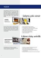 LK 3D Koordinat Ölçme Cihaz ALTERA - Page 6