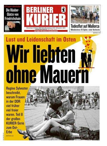 Berliner Kurier 11.10.2018