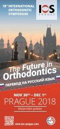 IOS Prague 2018 - brochure (русский)