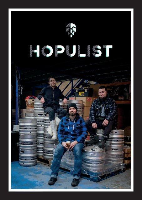 Hopulist Issue Six