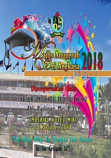 BUKU PROGRAM MAJLIS SRI ANGKASA FINAL 2018