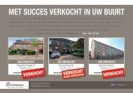 Bremmer Makelaars, met succes verkocht in postcode 3335 / Zwijndrecht!