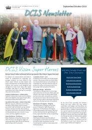 DCIS Newsletter September October 2018