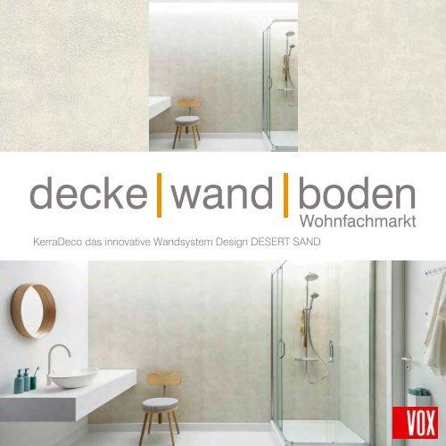 VOX KerraDeco Wandverkleidung DESERT SAND