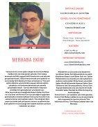 KırmızıTürk Medya Caddesi Ekim 2018 Sayı 6 - Page 3