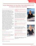 KırmızıTürk Medya Caddesi Ekim 2018 Sayı 6 - Page 5