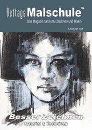 Bettags Malschule - Besser Zeichnen 1/18