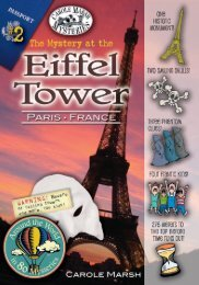 The Mystery at the Eiffel Toweer