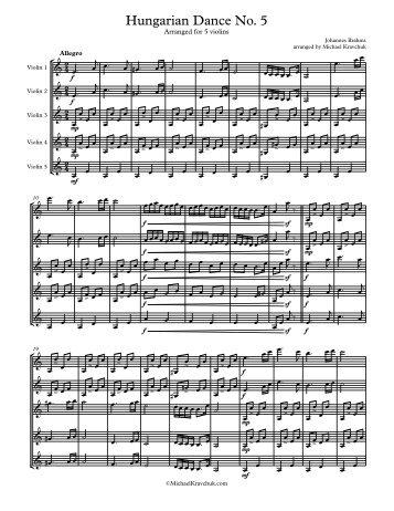 Hungarian-Dance-No.-5-Full-Score