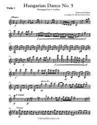Hungarian-Dance-No.-5-Violin-1