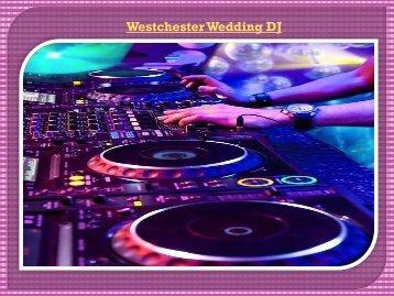 Westchester Wedding DJ