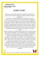 Onde queres Chegar - E-book - Page 6