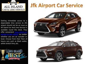 JFK Airport Car Service