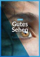 Sehenswert Magazin Herbst/Winter 2018/19 Brillen Wohlfart - Seite 4