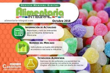 ALIMENTARIA INTEGRAL OCTUBRE 2018