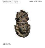 jahresbericht 2011 - Museum Rietberg