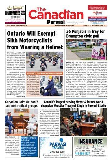 The Canadian Parvasi-issue 64