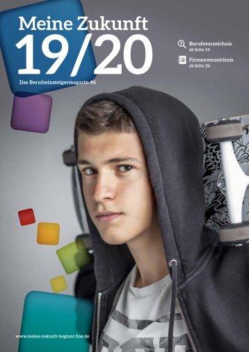 Meine Zukunft in 19/20 | Das Berufseinsteiger-Magazin