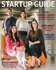 Startup Guide Issue 1