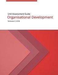 UAG Organisational Development