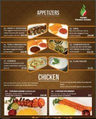 Page#2_Flame Restaurant _ Appetizer