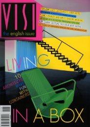 VISI 33: The English Issue - In 'n box - Okasie