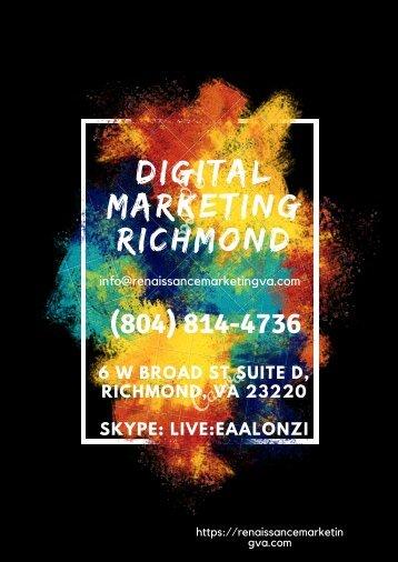 Digital Marketing Richmond | SEO in Richmond | Advertising Agency Richmond