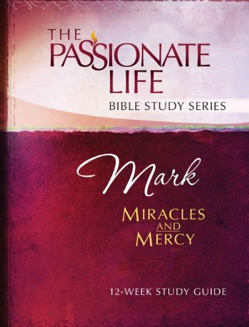 Mark_ Miracles and Mercy 12-Wee - Brian Simmons