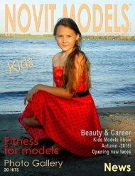 Magazine NOVIT MODELS KIDS™ №4/2018