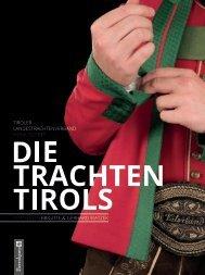 Blick ins Tiroler Trachtenbuch 2018
