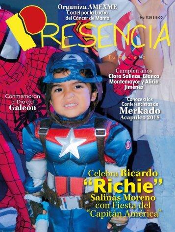 Revista Presencia Acapulco 1120