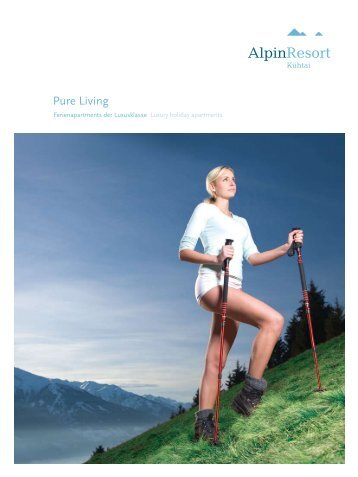 Pure Living - Alpin Living